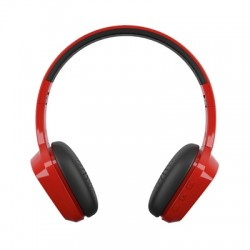 Energy Sistem - 428359 auricular y casco Auriculares Diadema Rojo