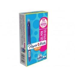 Papermate - InkJoy Gel Retractable gel pen Púrpura 12pieza(s)