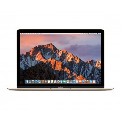 "Apple - MacBook 1.3GHz 12"" 2304 x 1440Pixeles Oro Portátil"