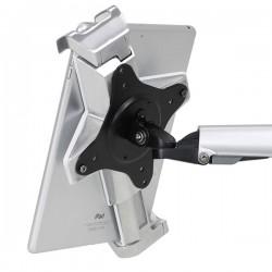 Ergotron - 45-460-026 mueble y soporte para dispositivo multimedia Carro para administración de tabletas Plata