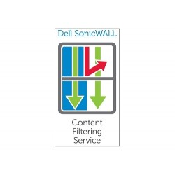 DELL - SonicWALL Content Filtering Service Premium Business Edition - 22100159