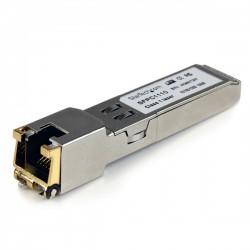 StarTech.com - Módulo SFP Compatible con Cisco SFP-GE-T - Transceptor de Cobre RJ45 1000BASE-T - SFPC1110