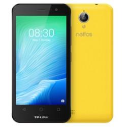 Neffos - Y50 SIM doble 4G 8GB Amarillo
