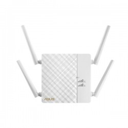 ASUS - RP-AC87 2534 Mbit/s Network repeater Blanco