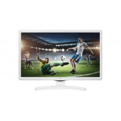 "LG - 24MT49VW-WZ 24"" HD Blanco LED TV"