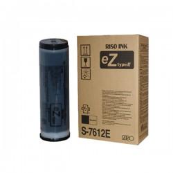 Riso - S-7612E tinta de impresión y de dibujo 2000 ml Negro