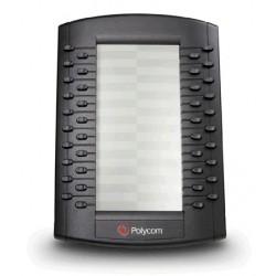 Polycom - 2200-46300-025 Negro equipo para central telefónica