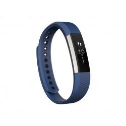 Fitbit - Alta Wristband activity tracker OLED Inalámbrico Azul, Acero inoxidable