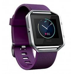 Fitbit - Blaze Pantalla táctil Bluetooth Acero inoxidable reloj deportivo