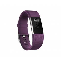 Fitbit - Charge 2 Wristband activity tracker OLED Inalámbrico Violeta