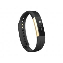 Fitbit - Alta Wristband activity tracker OLED Inalámbrico Negro, Oro - 22108571