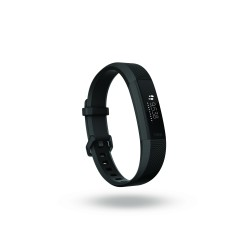 Fitbit - Alta HR Wristband activity tracker OLED Inalámbrico Negro, Acero inoxidable - 22108589