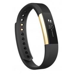 Fitbit - Alta Wristband activity tracker OLED Inalámbrico Negro, Oro - 22108563