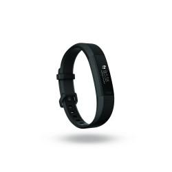 Fitbit - Alta HR Wristband activity tracker OLED Inalámbrico Negro, Acero inoxidable