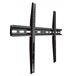 "Gembird - WM-65F-02 65"" Negro soporte de pared para pantalla plana"