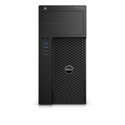 DELL - Precision T3620 3.4GHz i7-6700 Mini Tower Negro Puesto de trabajo - 22178684