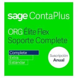 Sage Software - ContaPlus Org Élite Flex - 20830550