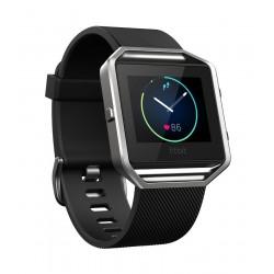 Fitbit - Blaze Pantalla táctil Bluetooth Acero inoxidable reloj deportivo - 22108546
