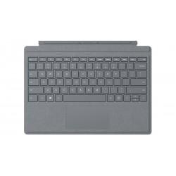Microsoft - Surface Pro Signature Type Cover teclado para móvil Español Platino Microsoft Cover port