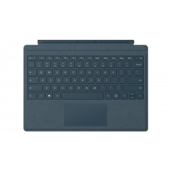 Microsoft - Surface Pro Signature Type Cover Microsoft Cover port Español Azul teclado para móvil