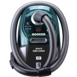 Hoover - Space Explorer Aspiradora cilíndrica 2L 700W A Verde, Gris
