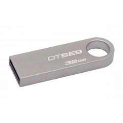Kingston Technology - DataTraveler SE9 32GB 32GB USB 2.0 Capacity Beige unidad flash USB