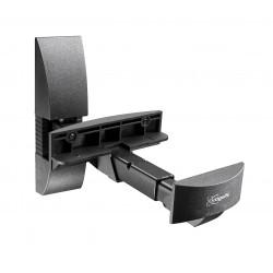 Vogel's - VLB 200 Pared Acero Negro soporte de altavoz