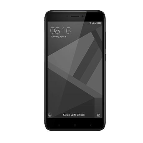 Xiaomi - Redmi 4X SIM doble 4G 32GB Negro