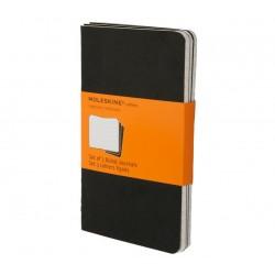 Moleskine - QP311 Negro 64hojas cuaderno y block