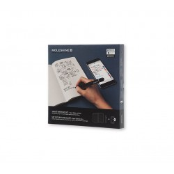 Moleskine - Smart Writing Set Negro cuaderno y block