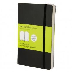 Moleskine - QP613 Negro 192hojas cuaderno y block