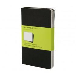 Moleskine - QP313 64hojas Negro cuaderno y block