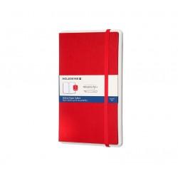 Moleskine - PTNL34HF201 Rojo 176hojas cuaderno y block