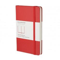 Moleskine - QP062R 240hojas Rojo cuaderno y block