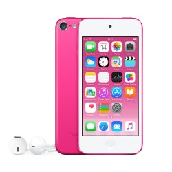Apple - iPod touch 128GB Reproductor de MP4 Rosa