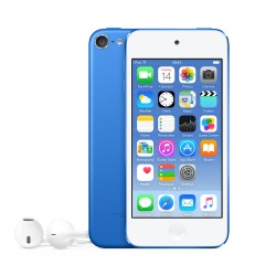 Apple - iPod touch 128GB Reproductor de MP4 Azul