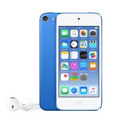 Apple - iPod touch 128GB Reproductor de MP4 Azul - 22364396
