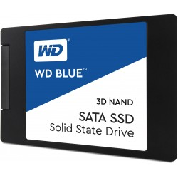 "Western Digital - Blue 3D 500 GB Serial ATA III 2.5"""