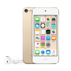 Apple - iPod touch 128GB Reproductor de MP4 Oro