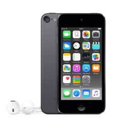 Apple - iPod touch 128GB Reproductor de MP4 Gris - 22363025