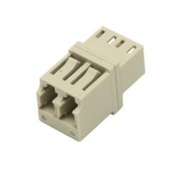 MCL - 2 LC conector 2x LC Blanco