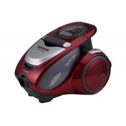 Hoover - Xarion Pro XP81_XP25011 Aspiradora cilíndrica 1,5 L Metálico, Rojo
