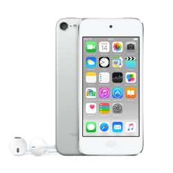 Apple - iPod touch 128GB Reproductor de MP4 Plata