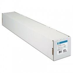 HP - Papel recubierto de gramaje extra - 610 mm x 30,5 m formato grande