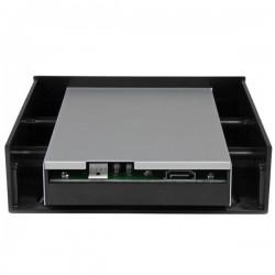 StarTech.com - S251BU31REM panel bahía disco duro Negro