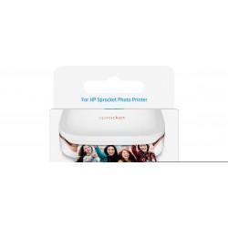 HP - ZINK Sticky-backed papel fotográfico Brillo