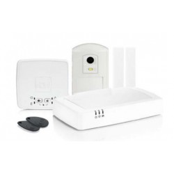 Honeywell - HS912S Blanco sistema de alarma de seguridad
