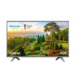 """Hisense - H49N5700 49"""" 4K Ultra HD 250cd / m² Smart TV Plata A 16W televisión para el sector hotelero"""
