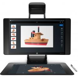 "HP - Sprout Pro G2 60,5 cm (23.8"") 1920 x 1080 Pixeles Pantalla táctil 7ª generación de procesadores Intel® Core™ i"
