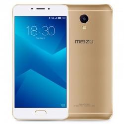 """Meizu - M5 Note 5.5"""" SIM doble 4G 3GB 16GB 4000mAh Oro, Blanco"""